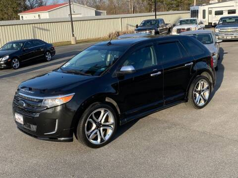 2013 Ford Edge for sale at Alexandria Auto Mart LLC in Alexandria PA