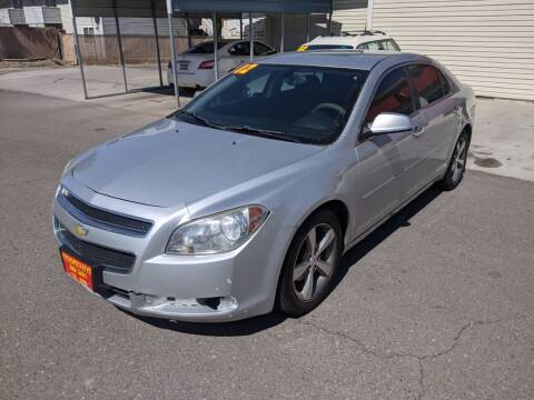 2012 Chevrolet Malibu for sale at Progressive Auto Sales in Twin Falls ID