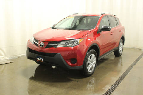 2013 Toyota RAV4 for sale at Bailey's Auto Sales in Fargo ND
