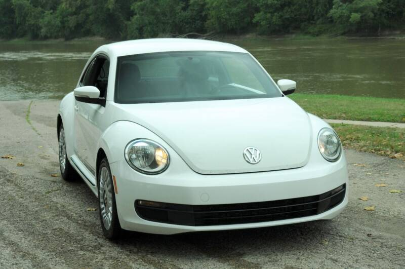 2014 Volkswagen Beetle for sale at Auto House Superstore in Terre Haute IN