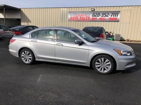 2011 Honda Accord for sale at Stikeleather Auto Sales in Taylorsville NC