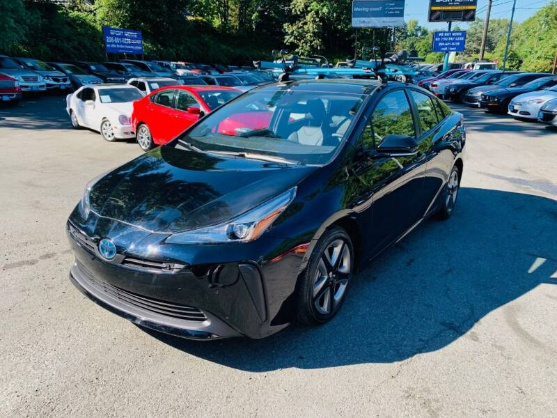 2020 Toyota Prius for sale at Sport Motive Auto Sales in Seattle WA