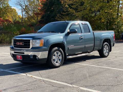 2009 GMC Sierra 1500 for sale at Hillcrest Motors in Derry NH
