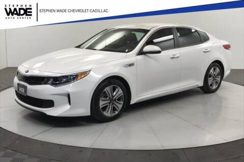 2018 Kia Optima Hybrid for sale at Stephen Wade Pre-Owned Supercenter in Saint George UT