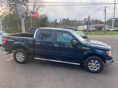 2014 Ford F-150 for sale at Jimmy Jims Auto Sales in Tabernacle NJ