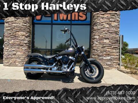2018 HarleyDavidson FLSL SoftilSlim for sale at 1 Stop Harleys in Peoria AZ