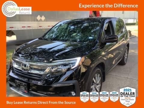 2020 Honda Pilot for sale at Dallas Auto Finance in Dallas TX