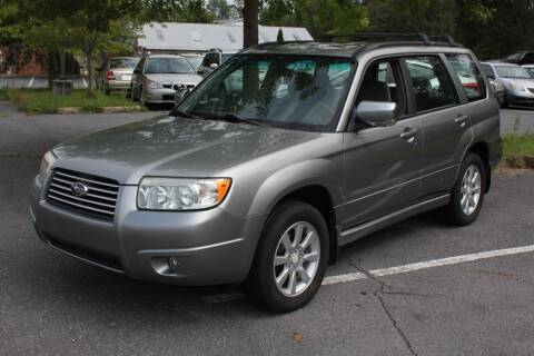 2007 Subaru Forester for sale at Auto Bahn Motors in Winchester VA