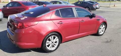2012 Kia Optima for sale at Prime Drive Inc in Richmond VA