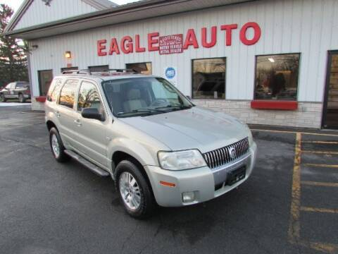 2005 Mercury Mariner for sale at Eagle Auto Center in Seneca Falls NY