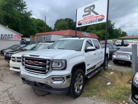 2017 GMC Sierra 1500 for sale at SR Motors Inc in Gainesville GA