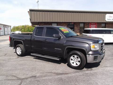 2014 GMC Sierra 1500 for sale at Dietsch Sales & Svc Inc in Edgerton OH