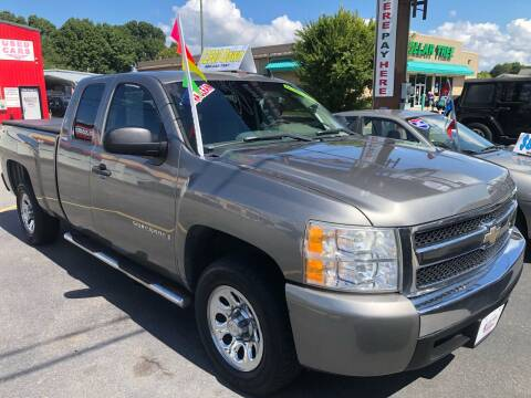 2008 Chevrolet Silverado 1500 for sale at Affordable Autos at the Lake in Denver NC
