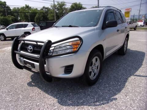 2011 Toyota RAV4 for sale at RAY'S AUTO SALES INC in Jacksboro TN