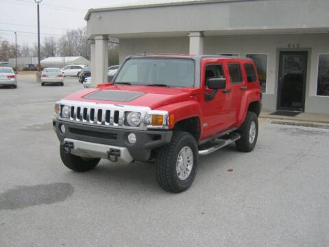 2008 HUMMER H3 for sale at Premier Motor Co in Springdale AR