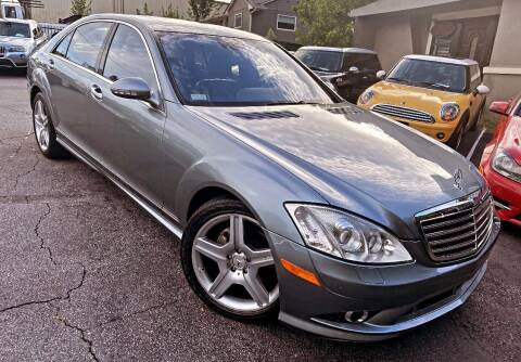 2008 Mercedes-Benz S-Class for sale at Regal Auto Sales in Marietta GA