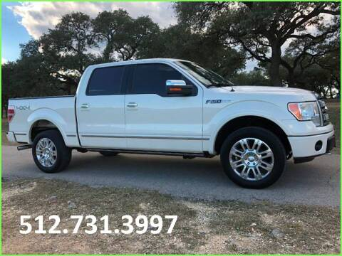 2009 Ford F-150 for sale at Austin Elite Motors in Austin TX