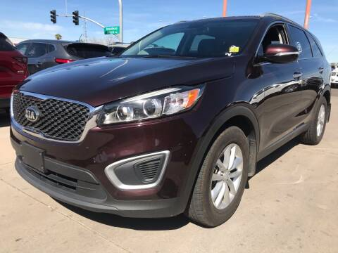 2016 Kia Sorento for sale at Town and Country Motors in Mesa AZ