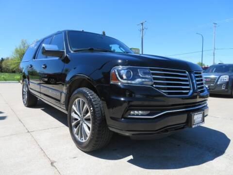 2017 Lincoln Navigator L for sale at Import Exchange in Mokena IL