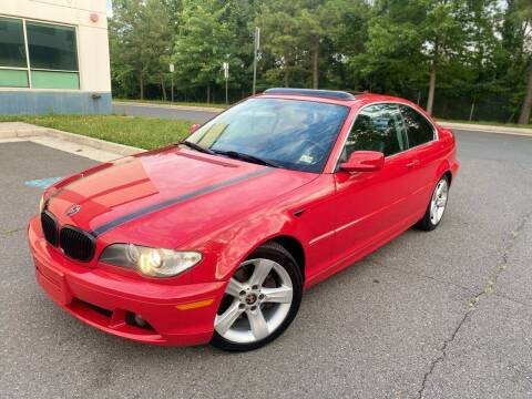 2004 BMW 3 Series for sale at Super Bee Auto in Chantilly VA