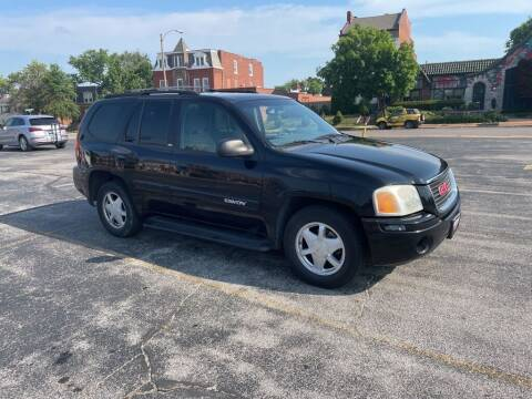 2002 GMC Envoy for sale at DC Auto Sales Inc in Saint Louis MO