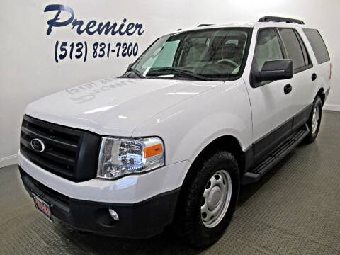 2012 Ford Expedition for sale at Premier Automotive Group in Milford OH