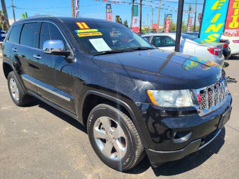 2011 Jeep Grand Cherokee for sale at Super Cars Sales Inc #1 in Oakdale CA