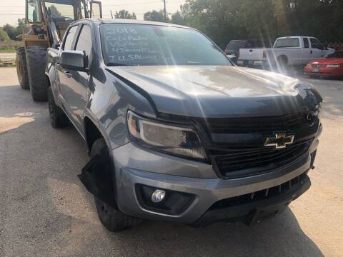 2018 Chevrolet Colorado for sale at Don's Sport Cars in Hortonville WI