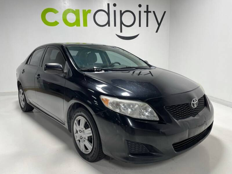 2009 Toyota Corolla for sale at Cardipity in Dallas TX