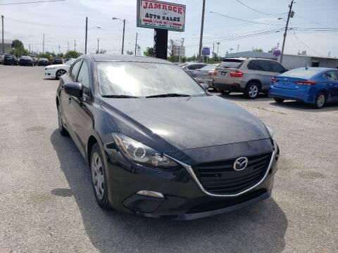 2014 Mazda MAZDA3 for sale at Jamrock Auto Sales of Panama City in Panama City FL
