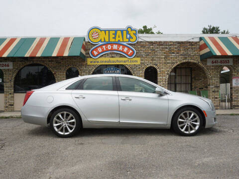 2014 Cadillac XTS for sale at Oneal's Automart LLC in Slidell LA