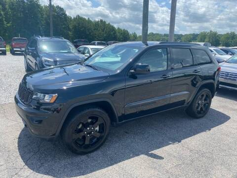 2018 Jeep Grand Cherokee for sale at Billy Ballew Motorsports in Dawsonville GA
