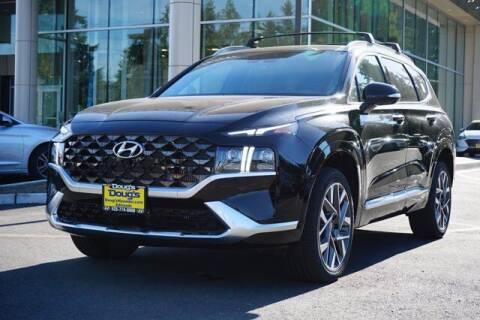 2021 Hyundai Santa Fe for sale at Jeremy Sells Hyundai in Edmonds WA