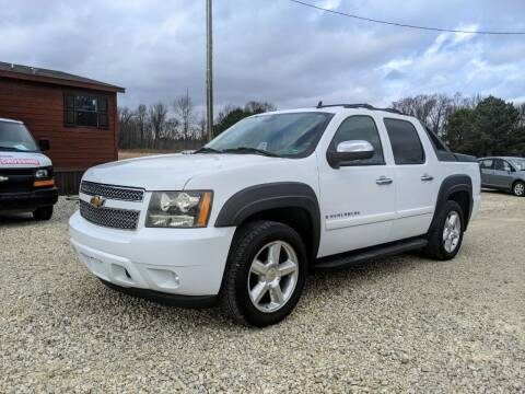 2008 Chevrolet Avalanche for sale at Delta Motors LLC in Jonesboro AR