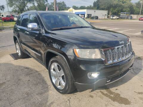 2012 Jeep Grand Cherokee for sale at Advance Import in Tampa FL
