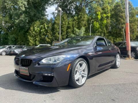 2015 BMW 6 Series for sale at Bloomingdale Auto Group in Bloomingdale NJ