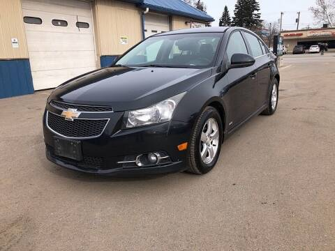 2011 Chevrolet Cruze for sale at CItywide Auto Credit in Oregon OH