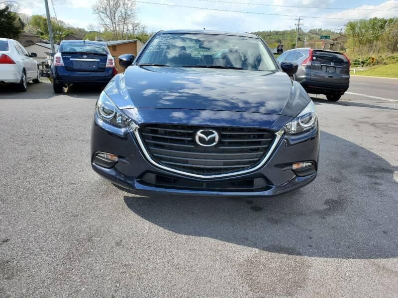 2018 Mazda MAZDA3 for sale at DISCOUNT AUTO SALES in Johnson City TN