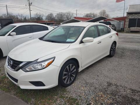 2016 Nissan Altima for sale at VAUGHN'S USED CARS in Guin AL