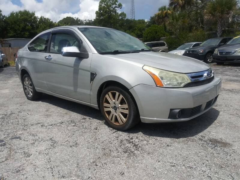 2007 Ford Focus for sale at AutoVenture Sales And Rentals in Holly Hill FL