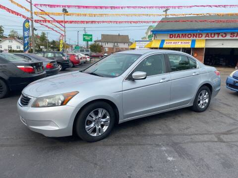 2009 Honda Accord for sale at Diamond Auto Sales in Pleasantville NJ