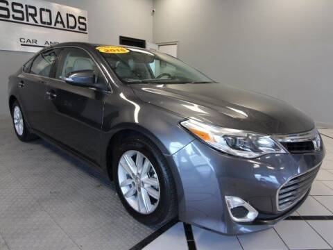 2015 Toyota Avalon for sale at Crossroads Car & Truck in Milford OH