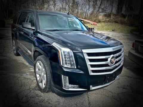 2015 Cadillac Escalade for sale at Carder Motors Inc in Bridgeport WV