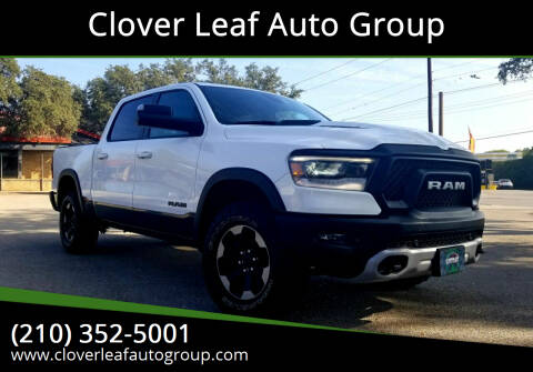 2019 RAM Ram Pickup 1500 for sale at Clover Leaf Auto Group in San Antonio TX