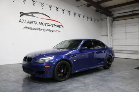 2008 BMW M5 for sale at Atlanta Motorsports in Roswell GA