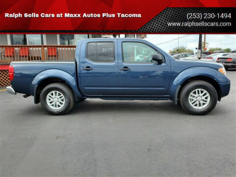 2019 Nissan Frontier for sale at Ralph Sells Cars at Maxx Autos Plus Tacoma in Tacoma WA