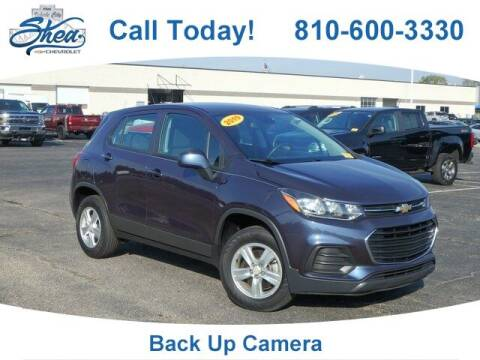 2019 Chevrolet Trax for sale at Erick's Used Car Factory in Flint MI