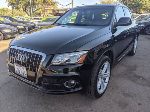 2011 Audi Q5 for sale at Convoy Motors LLC in National City CA