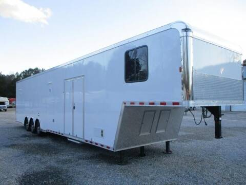 2021 Cargo Mate Eliminator SS 44' Full Bathroo