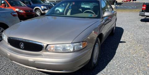2000 Buick Century for sale at JM Auto Sales in Shenandoah PA